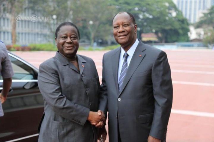 Amadou Gon Coulibaly explique pourquoi la candidature de Bédié est rejetée par Ouattara