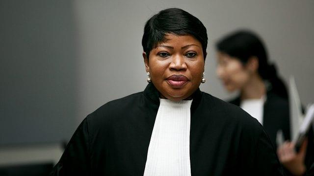 Crimes à Béni: Fatou Bensouda vient d'être interpellée