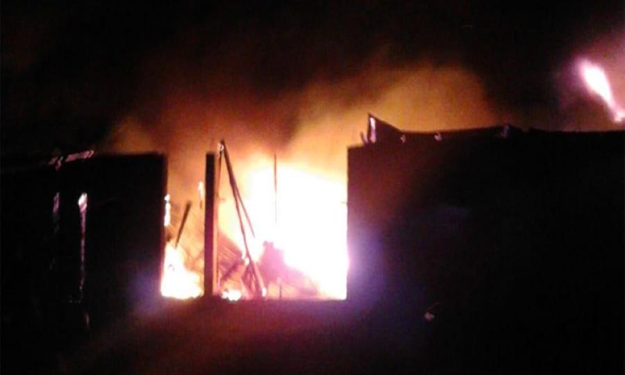Priorité : Encore un incendie dans un grand marché de Lomé
