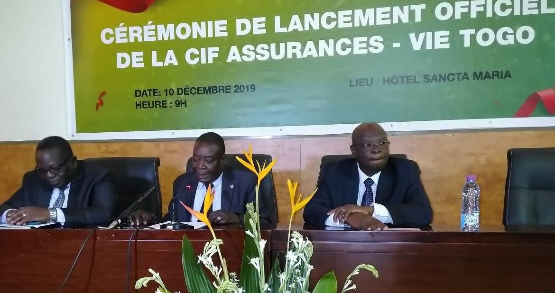 CIF ASSURANCES-VIE s'installe officiellement au Togo