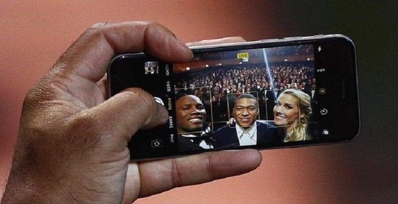 Quand l'iPhone 6 de Didier Drogba crée le buzz sur la toile