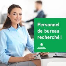 Offre d'Emploi Pour Agents De Bureau
