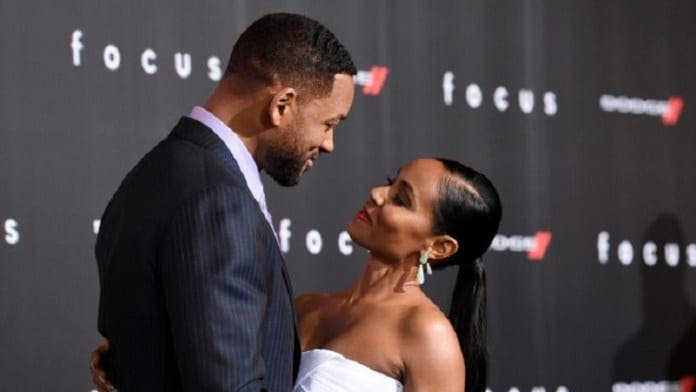 People : Jada Pinkett Smith confie avoir eu du mal à se mettre en retrait pour Will Smith