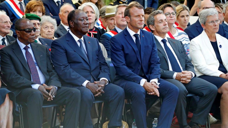 Selon un journal Allemand, l'Afrique verse 400 milliards d'euros par An à la France