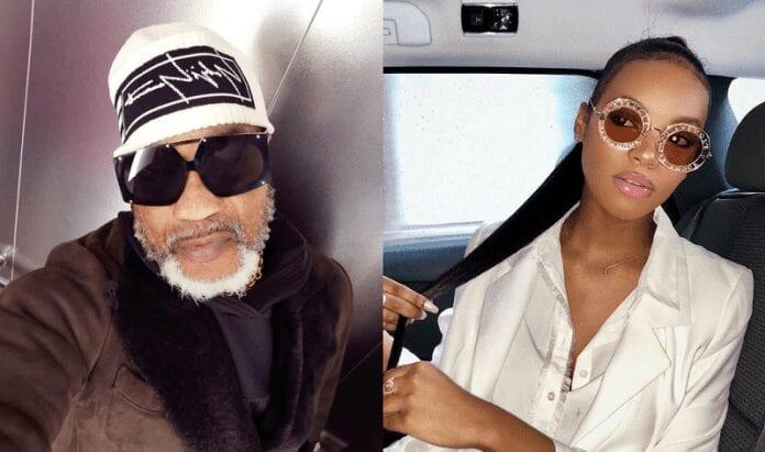 People : Didi Stone, la fille de Koffi Olomidé, mêlée à une affaire de sextape avec Ya Levis !