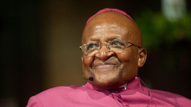 Afrique du sud: Desmond Tutu est hospitalisé