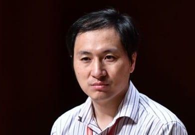 Le créateur des bébés OGM est condamné à 3 ans de prison en Chine