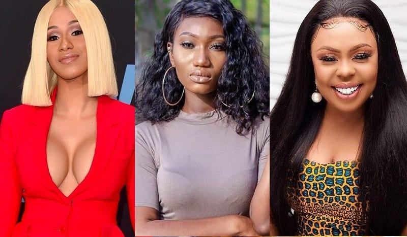 People : Des célébrités ghanéennes en colère contre Cardi B