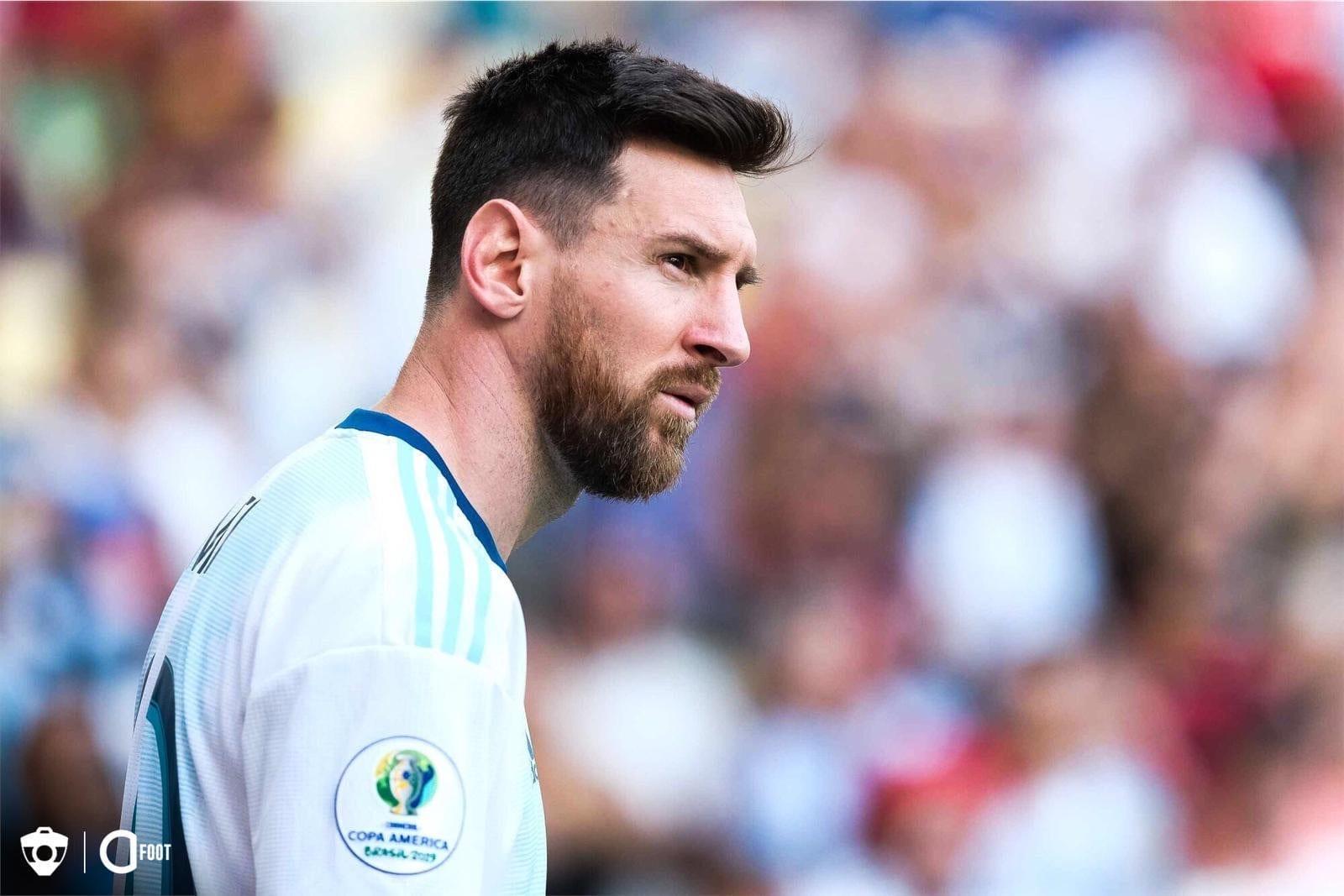 Pour la mère de Messi, son fils joue mal en sélection argentine
