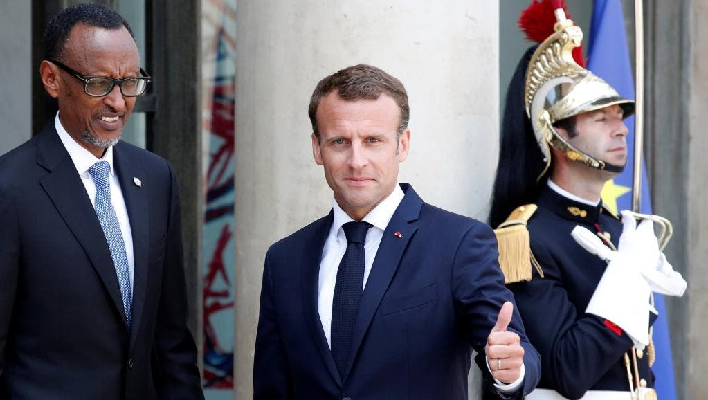 Le président Kagame menace la France d'une nouvelle rupture diplomatique (Vidéo)