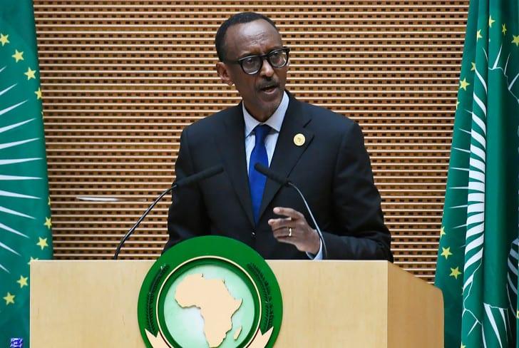 Paul Kagamé fait une demande étonnante à un ministre sud-africain sur Twitter