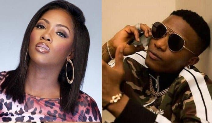 People : La réaction de Tiwa Savage quand Wizkid affirme avoir 10 copines
