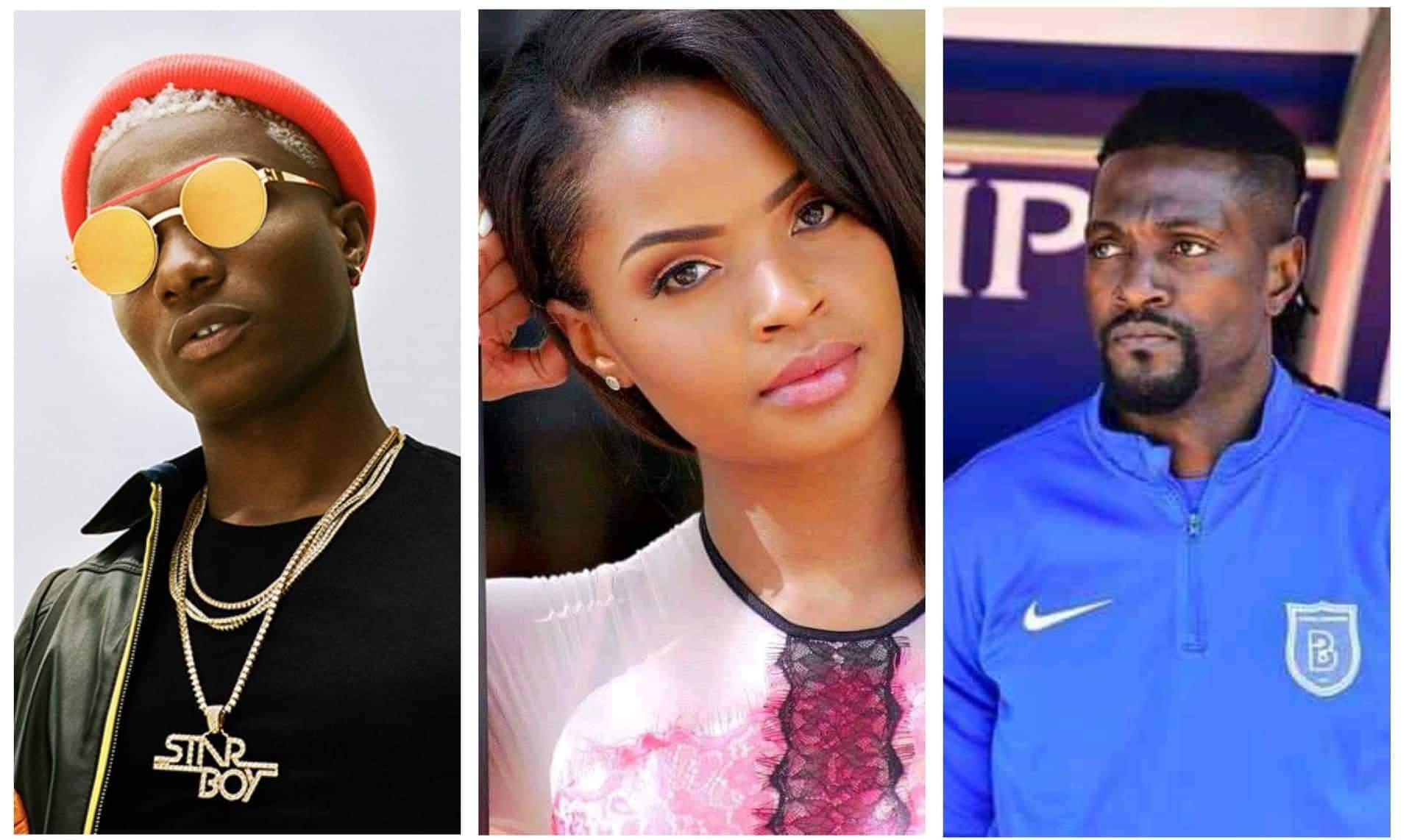 Wizkid serait en couple avec Dillish Mathews l'ex petite amie de Adebayor