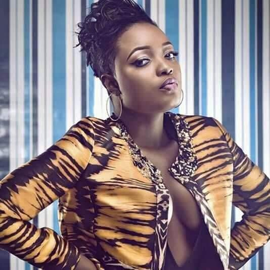 La chanteuse gabonaise Shan'L veut réduire la taille de son derrière