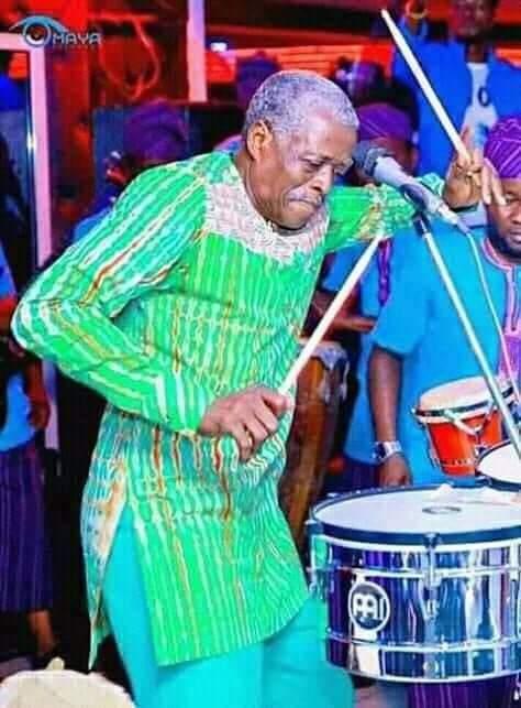 Bénin /Musique: L'artisteDanialou Sagbohan est bien vivant.
