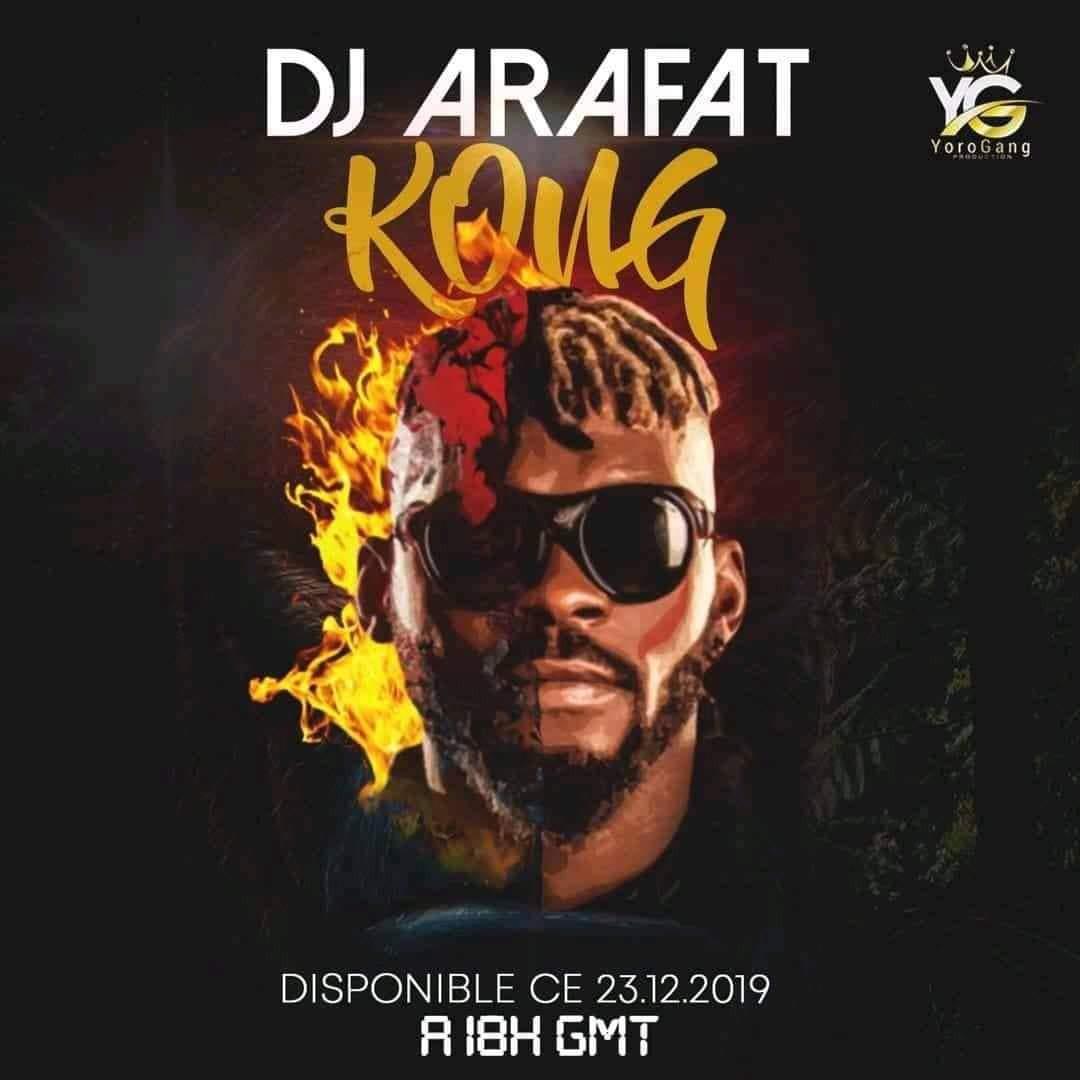 «Kong» l'ultime son de Dj Arafat est enfin disponible