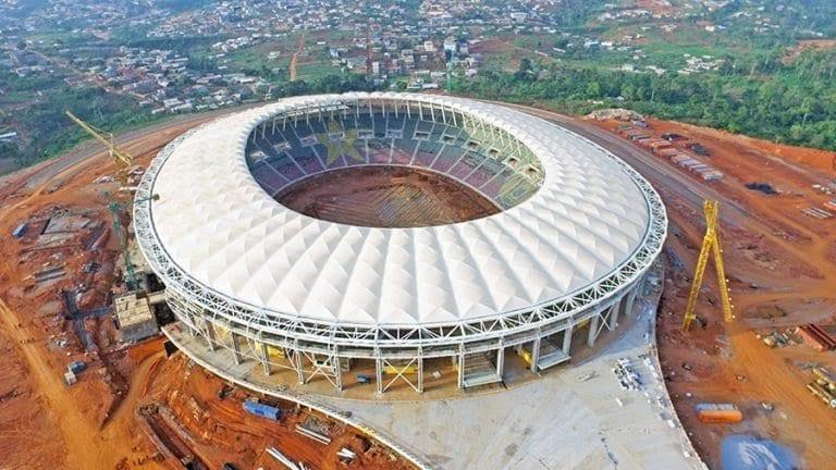 Cameroun/football: Le stade d'Olembe devient le plus cher d'Afrique.