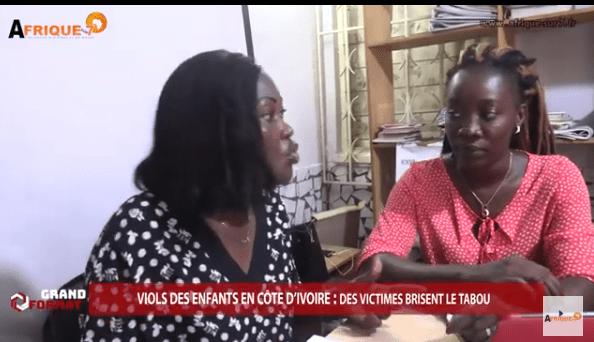 Côte d'Ivoire: Violée dès l'âge de 5 ans, elle témoigne 37 ans après (Vidéo)