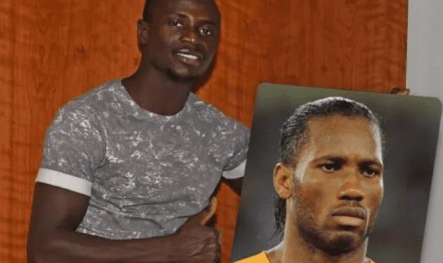 Une nouvelle déclaration de Drogba qui risque de déplaire à Sadio Mané