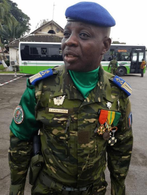 «Je ne suis pas malade (…) je remercie tout ceux qui m'ont tué» – le Colonel Gaoussou Koné