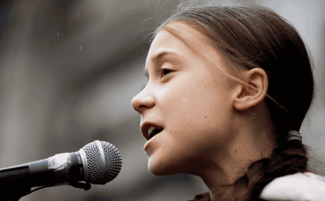 «Greta thunberg» devient une marque déposée