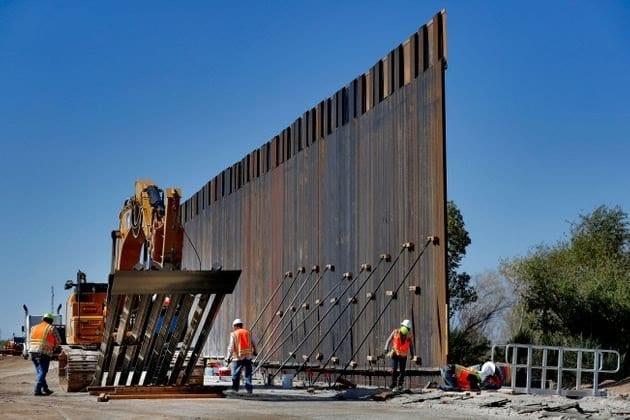 Le mur de Trump sera certainement le plus cher au monde