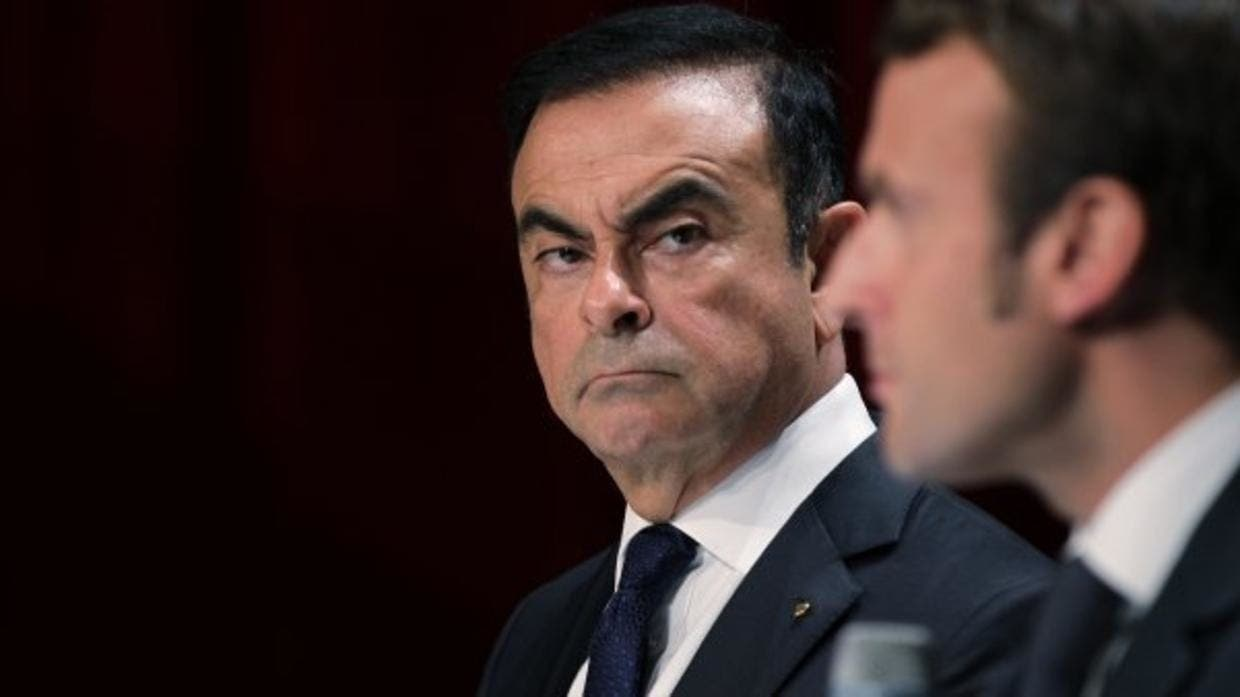 Carlos Ghosn poursuit son ancien employeur Renault en justice