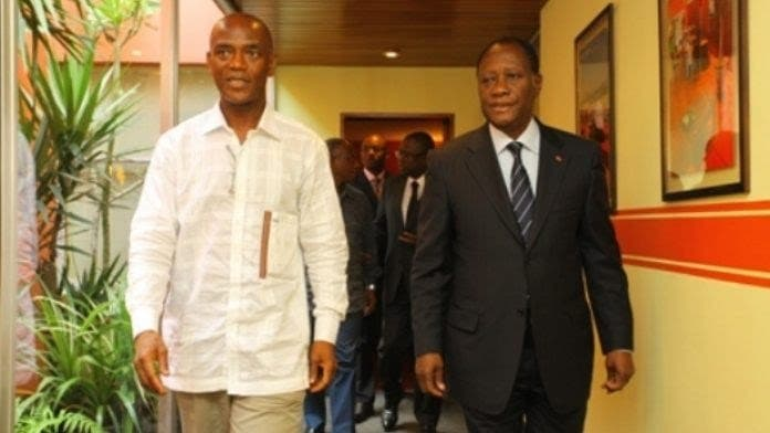 Mamadou Koulibaly lève le voile sur sa rencontre avec Alassane Ouattara en 2011