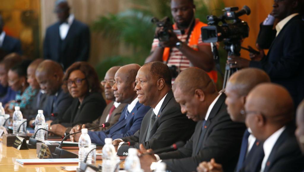 Un probable remaniement du gouvernement de Ouattara d'ici peu