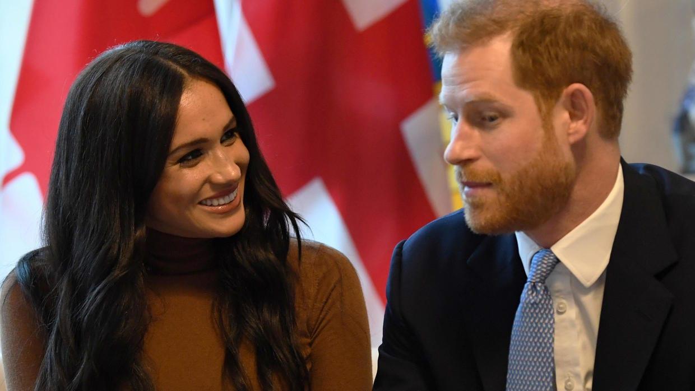 Distance de Meghan et Harry, la famille royale réagit