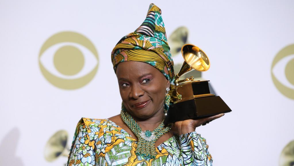 Angélique Kidjo récompensée au Grammy Awards