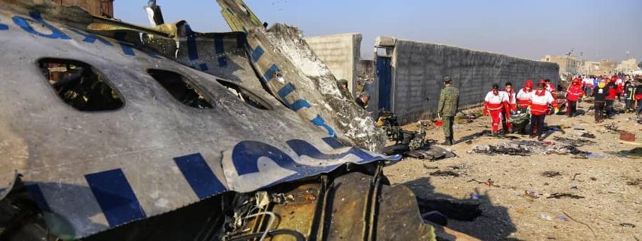 Les missiles iraniens auraient abattu par erreur l'avion ukrainien