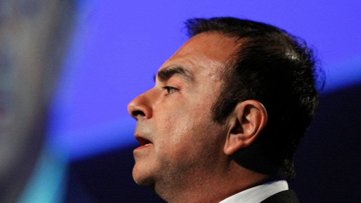 Une demande d'arrestation d'interpol vise Carlos Ghosn au Liban