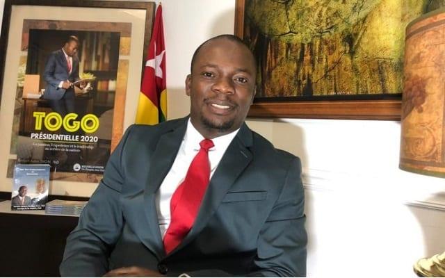 «C'est tout heureux que Faure Gnassingbe me remettra le pouvoir», dixit Dr. Kodjovi A. Thon