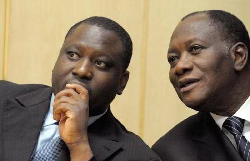 Côte d'Ivoire : Alassane Ouattara affirme n'avoir aucune nouvelle de Guillaume Soro