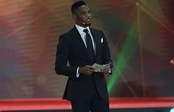 Ballon d'or africain: Samuel Eto'o n'a pas voté pour Sadio Mané