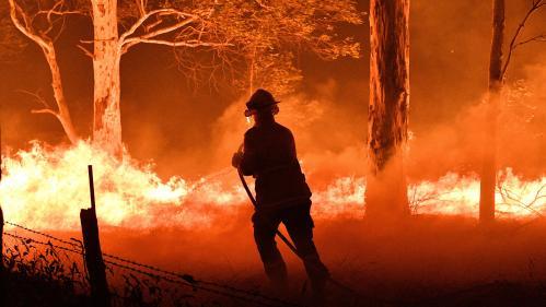 «On est tous très fatigués», dixit les pompiers en Australie