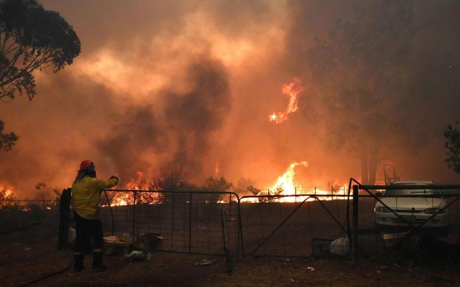 Australie : « Le climat continuera à évoluer et les risques de feux vont augmenter »