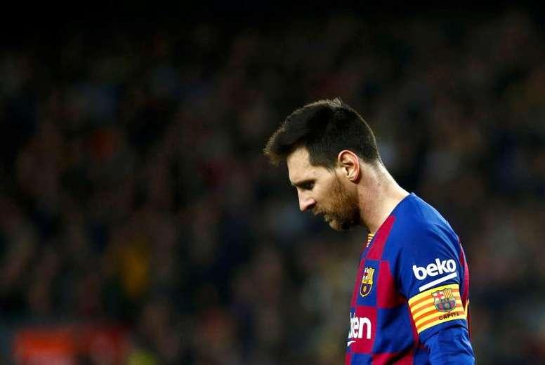 500e victoire de Messi marquée par un doublé