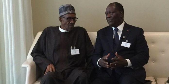 Affaire ECO : le président Nigérian Muhammad Buhari remonté contre Ouattara ?