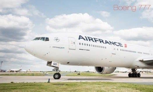 Congo-Brazzaville : un avion d'Air France criblé de balles