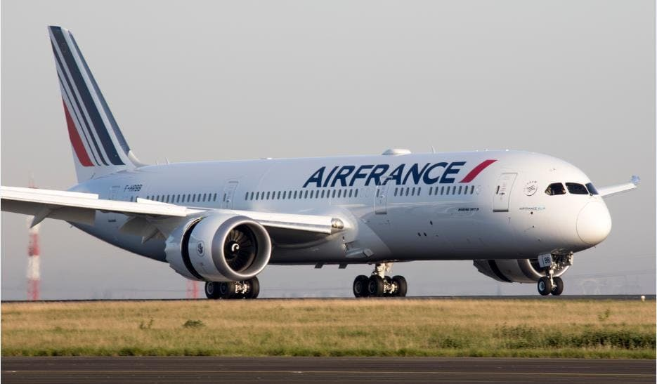 Coronavirus : Air France suspend ses vols vers la Chine