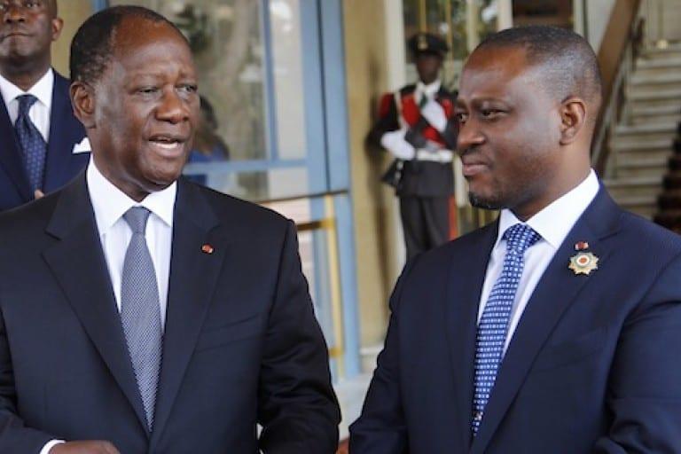 Le gouvernement ivoirien à Guillaume Soro: «Ce n'est pas à travers Internet, qu'on se dit fort»
