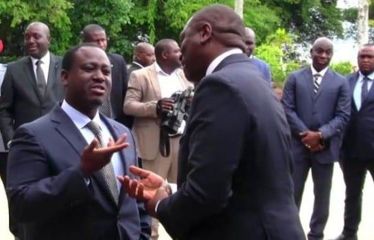 """Alassane Ouattara parlant de Guillaume Soro """"Je n'ai aucune nouvelle de mon fils """" Qu'est ce qui a changé ?"""