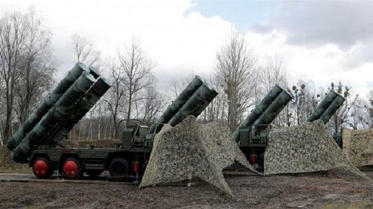 Armement : La Russie livre des S-400 à l'Iran