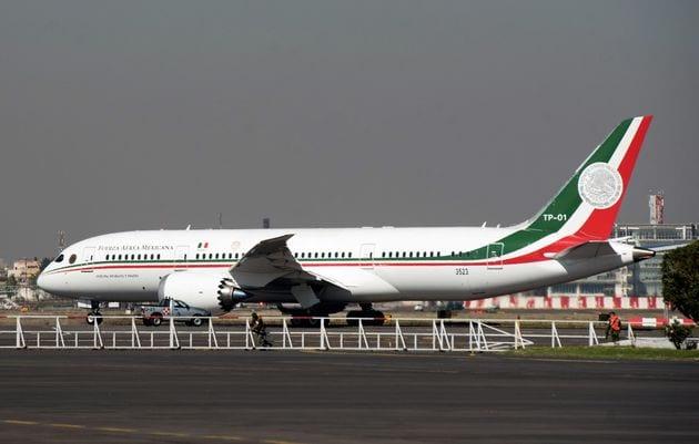 Mexique : Un avion présidentiel à 24 euros
