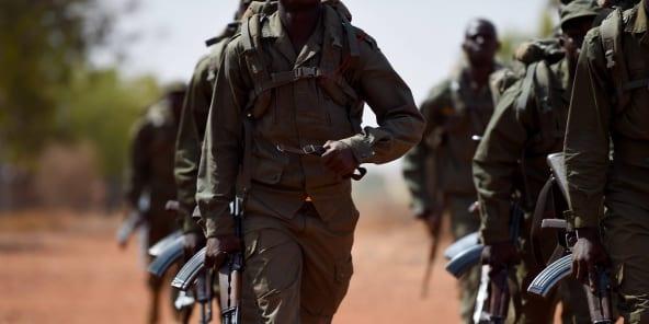Burkina Faso : La brigade d'Ouo attaquée par les terroristes