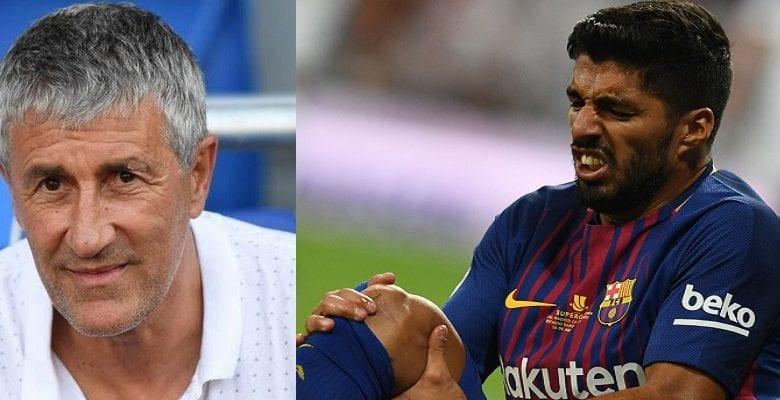 Barça: le nouvel entraîneur fait son choix sur le remplaçant de Luis Suarez