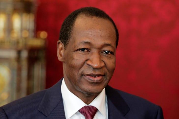 Depuis son exil, Blaise Compaoré reçoit un soutien de taille