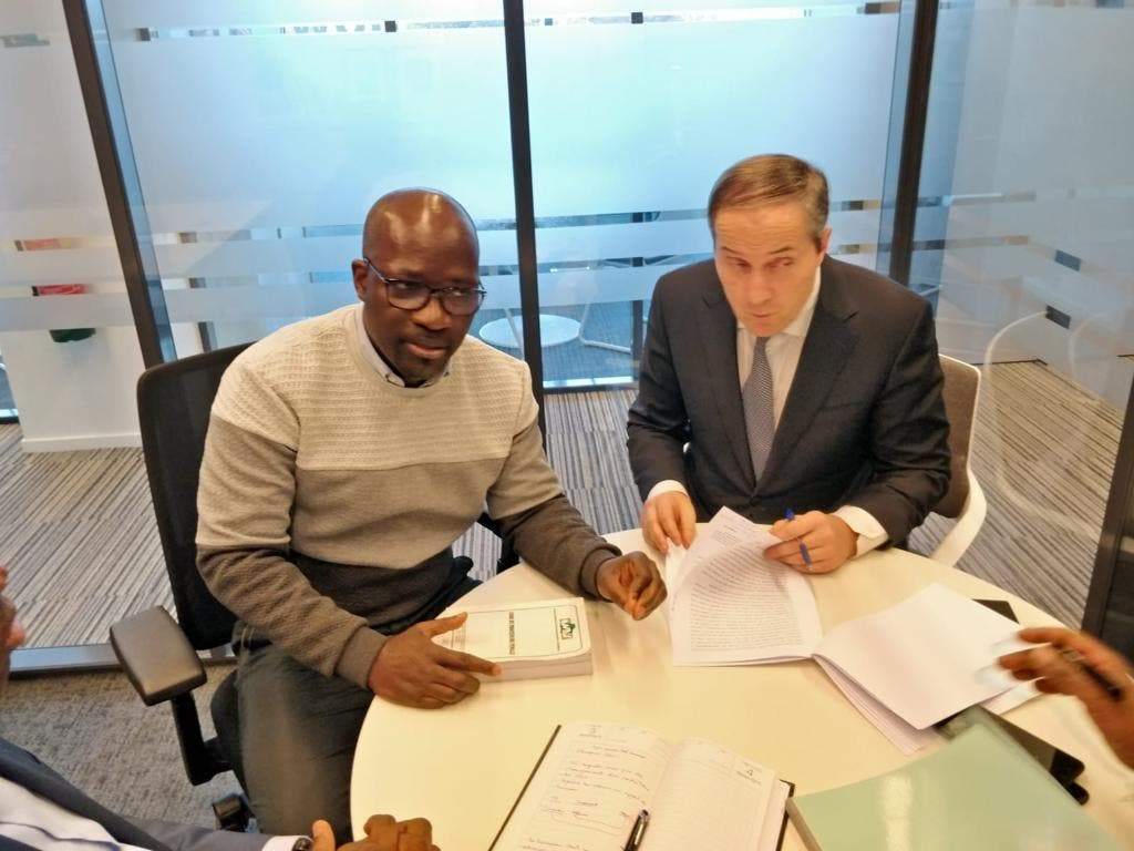 Blé Goudé critique l'état de la justice ivoirienne et ses acteurs qui ont prêté serment